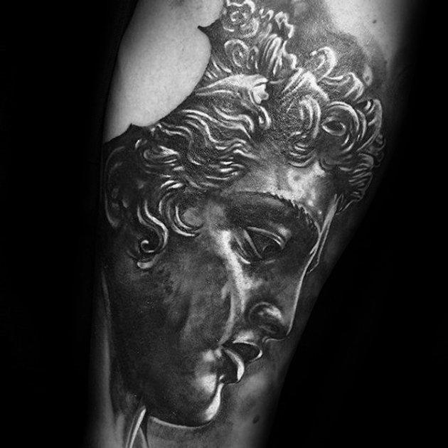 Greek Perseus Tattoos