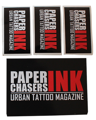 STICKERS & FLYERS PACK