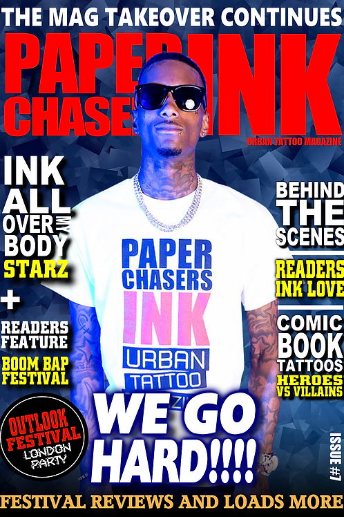 ISSUE #7 (DIGITAL) | PAPERCHASERS INK