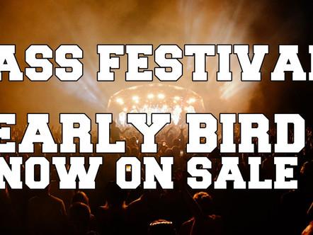 NASS FESTIVAL DROP EARLY BIRD TICKETS FOR 2018
