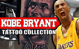 KOBE BRYANT FANS HAVE SOME AMAZING TATTOOS