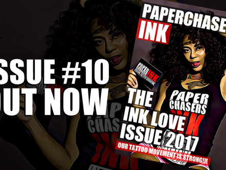 PAPERCHASERS INK - MAGAZINE ISSUE #10 IS OUT NOW