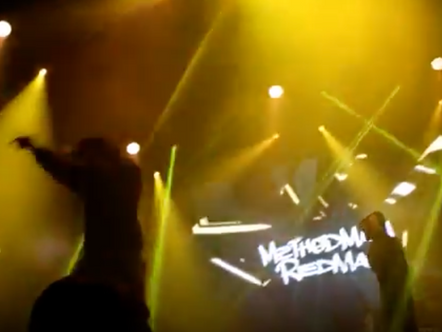 WATCH : METHOD MAN & REDMAN BRING THE PAIN AT NASS FESTIVAL