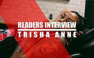 READERS INTERVIEW: TRISHA PADILLA
