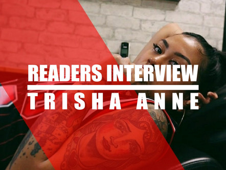 READERS INTERVIEW: TRISHA PADILLA