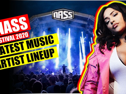 NASS festival drop over 40 artists to 2020 Lineup