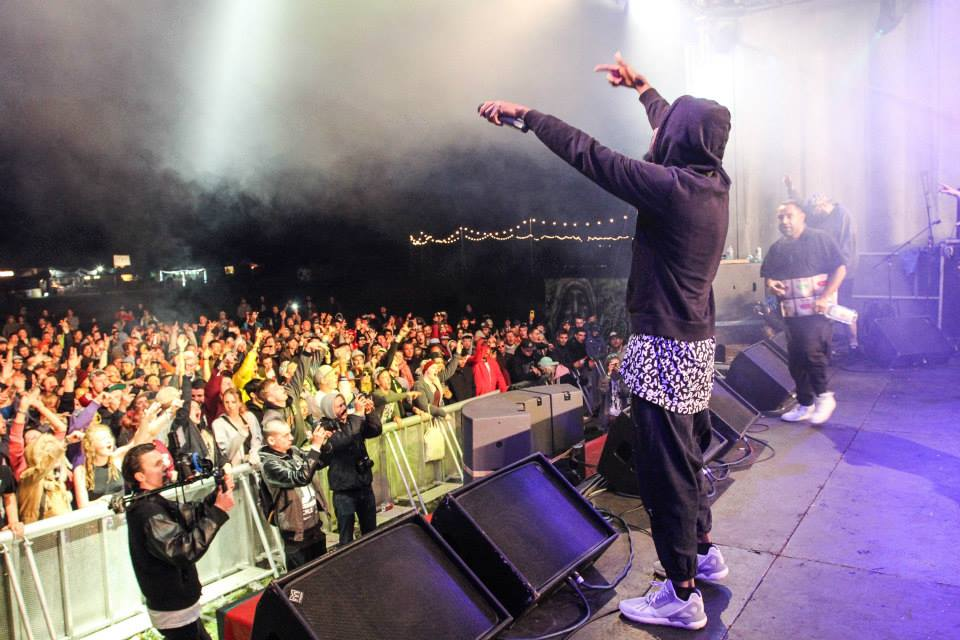 photos courtesy of Boom Bap festival