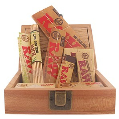 Raw Rolling Papers Gift Box