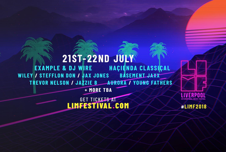 LIMF IS BACK & THE LINEUP LOOKS SICK
