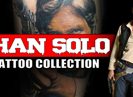 HAN SOLO | STAR WARS TATTOOS