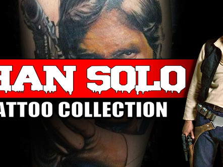HAN SOLO | STAR WARS TATTOOS