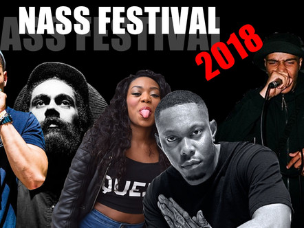 TOP 13 | MUSIC ARTISTS AT NASS FESTIVAL