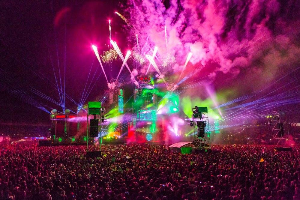 BOOMTOWN FESTIVAL 2017