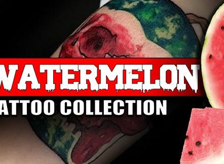JUICY WATERMELON TATTOOS