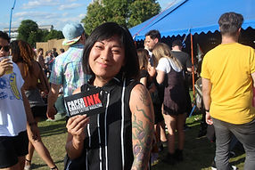 INK LOVE PHOTO GALLERY | FIELD DAY FESTIVAL 2018