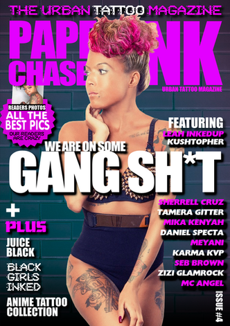 PAPERCHASERS INK - ISSUE FOUR,  MAGAZINE