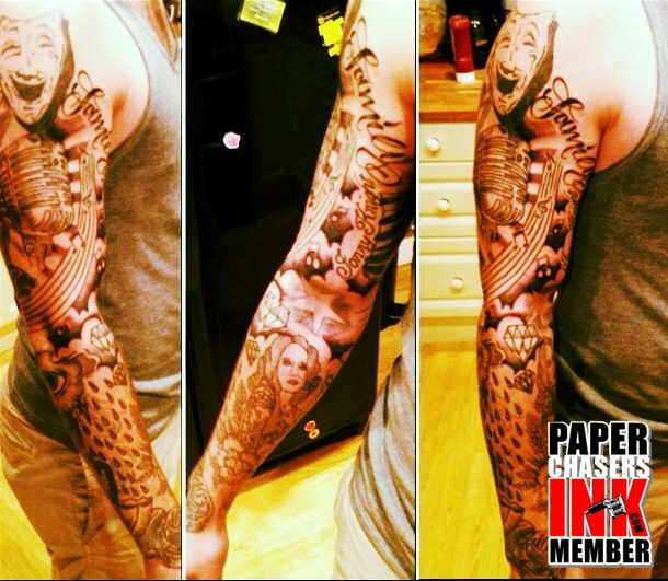 PAPERCHASERS INK - URBAN TATTOO MAGAZINE, READERS PHOTOS 4