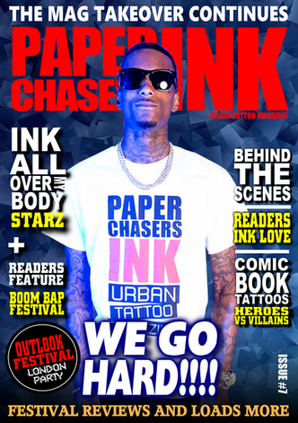 PAPERCHASERS INK - ISSUE SEVEN,  MAGAZIN