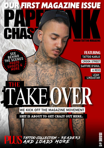 PAPERCHASERS INK - ISSUE ONE, MAGAZINE C