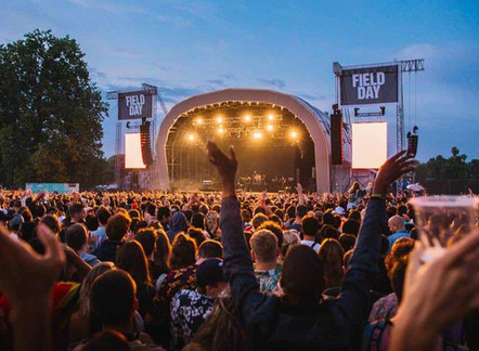 FIELD DAY FESTIVAL MOVES TO NORTH LONDON FOR 2019