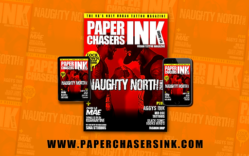 ISSUE 13 -PAPERCHASERS INK, PROFILE -.pn