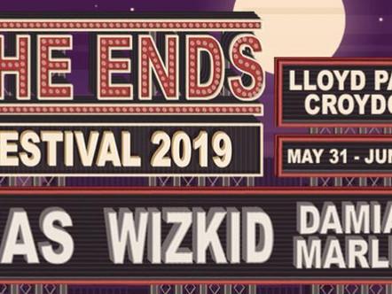 NAS, DAMIAN MARLEY HEADLINING CROYDON'S NEW FESTIVAL 'THE ENDS'