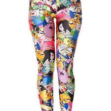 Adventure time - mashup silky leggings