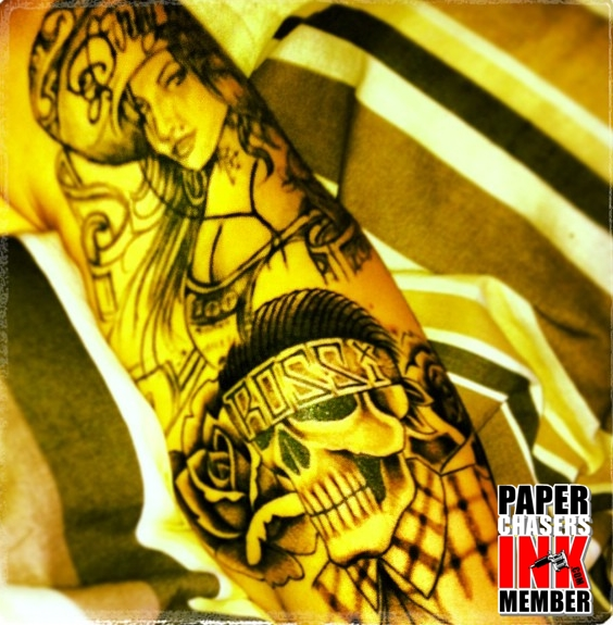 PAPERCHASERS INK - URBAN TATTOO MAGAZINE, READERS PHOTOS 6