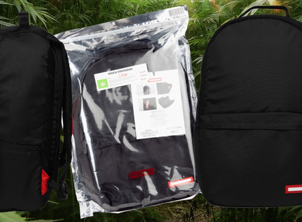 THE SPRAYGROUND 'TRANSPORTER' BACKPACK IS BACK & WITH MORE SMELL-PROOF COMPARTMENTS