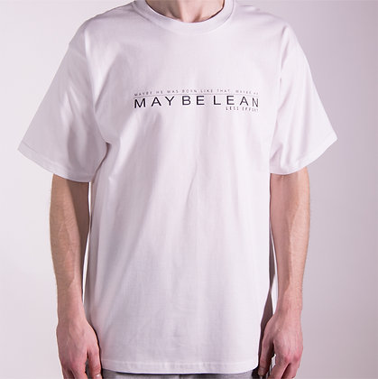 MAY BE LEAN | LESS EFFORT
