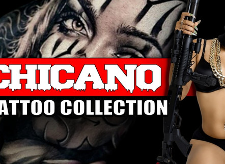 CHICANO TATTOO COLLECTION