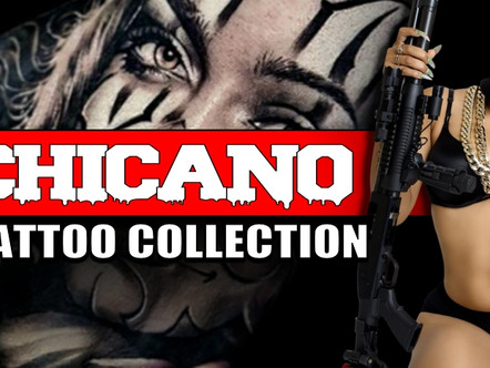 Chicano Tattoo系列