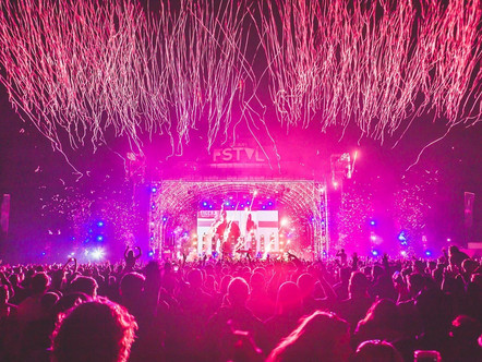 WE ARE FSTVL TICKETS - ON SALE