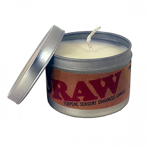 RAW Terpene Odour Neutraliser Candle