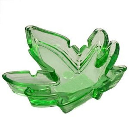 weed leaf ashtray