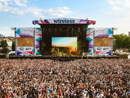 WIRELESS CAN STAY IN FINSBURY PARK BUT THINGS WILL NOT BE THE SAME. NEW RULES