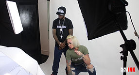 TRAPAHOLICS CLOTHING | BTS IN THE MAG PHOTO STUDIO