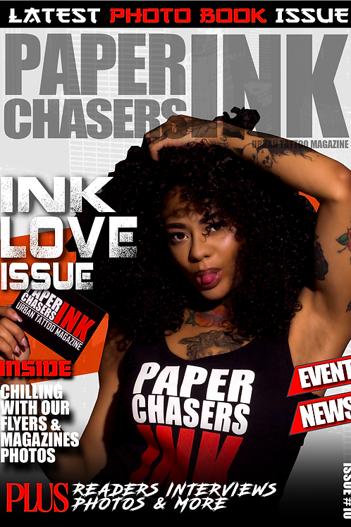 (DIGITAL) ISSUE #11 | PAPERCHASERS INK