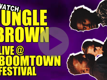 Bingle Brown在Boomtown节