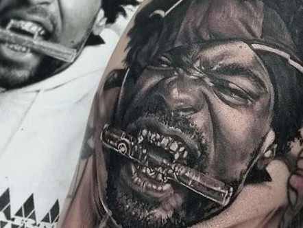 10 SICK TATTOOS OF THE RAP LEGEND METHOD MAN AKA JOHNNY BLAZE