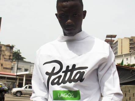 The Patos Lagos collection celebrates with Boy Better Know Africa, pop up shops and football.