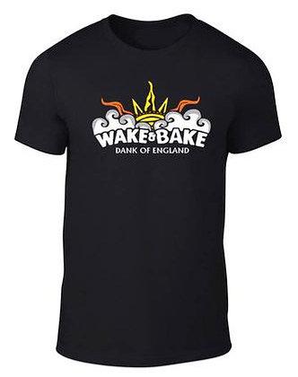 WAKE & BAKE | BLACK | DANK OF ENGLAND