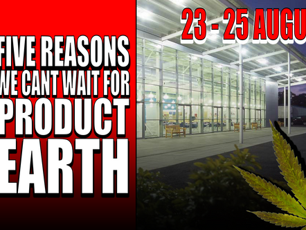 5 REASONS WHY WE CANT WAIT FOR PRODUCT EARTH EXPO 2019