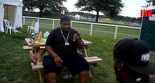 WATCH : BIG NARSTIE | INTERVIEW AT NASS FESTIVAL