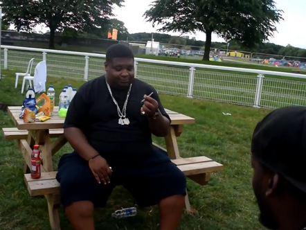 WATCH : BIG NARSTIE | INTERVIEW AT NASS FESTIVAL