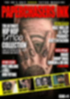 paperchasers ink  - The hiphop issue, co