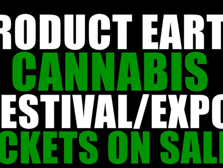 THE TICKETS ARE ON SALE FOR PRODUCT EARTH FESTIVAL