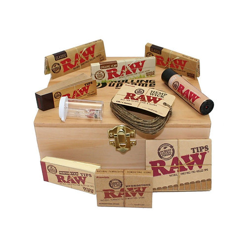 RAW DELUXE BOX KIT