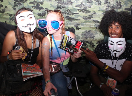 INK LOVE GALLERY | BOOMTOWN FESTIVAL 2017