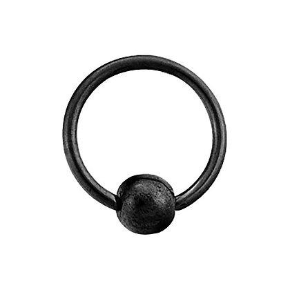 Coloured Titanium 1.2mm BCR (Black)